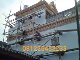 Jasa renovasi rumah,kebocoran atap,partisi,cat rumah,listrik,dll