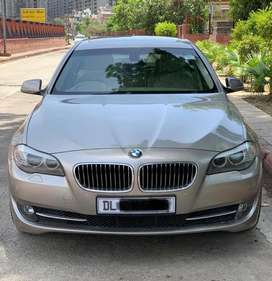 BMW 5 Series 520d Luxury Line, 2011, Diesel