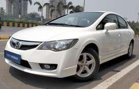Honda Civic 1.8 V AT, 2011, Petrol