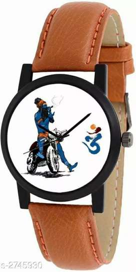Mahadev mens watch