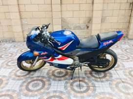 250 cc Lahore Registered custome paid with original book