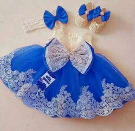 Dress princess berlapis cod