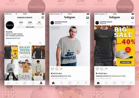 Jasa Digital Marketing / Desain Sosial Media Bisnis