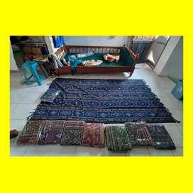 Kain tenun / blanket / blangket etnik