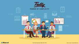 Required a tally operator and accountant