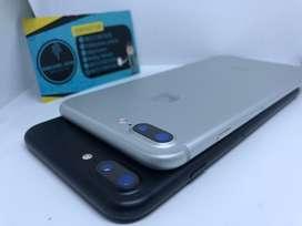 iphone 7 PLUS 32GB mulus ex RESMI iBox Indonesia , Fullset siap pakai