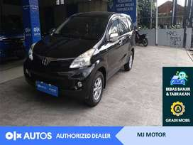 [OLX Autos] Toyota Avanza 1.3 E Bensin 2012 MT Hitam #MJ Motor