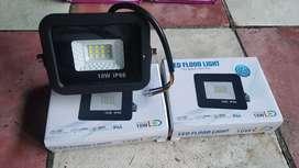 Lampu sorot led 10 watt (AC)
