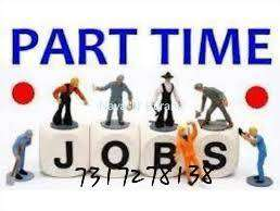 )Work on computer or laptop offline typing for daily 2 hours only