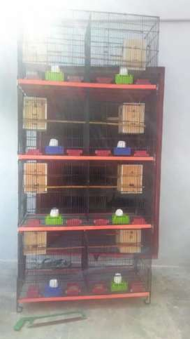 Folding cages for sale