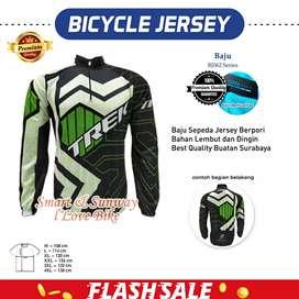 H1558 Baju Jersey Sepeda Best Quality Gratis Ongkir