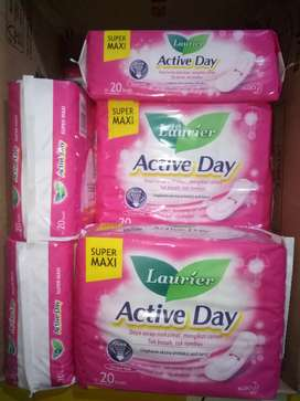 LAURIER ACTIVE DAY - 20PADS