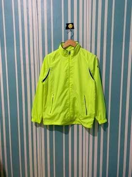 Speeiler Windbreaker Jaket Parasut jaket olahraga jaket sepeda