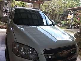 Chevrolet Captiva Putih 2.4L type SS AT 2011