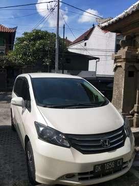 Honda freed PSD 2012 asbal tukar tambah or kredit bunga rendah