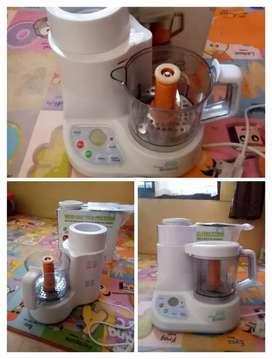 baybi food processor untuk empasi bayi
