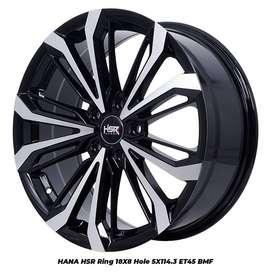 Velg Racing Ring 18 Xpander Terios HRV Innova Rush
