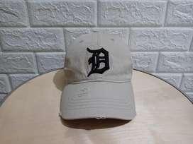Topi Casual MLB DETROIT Original Branded
