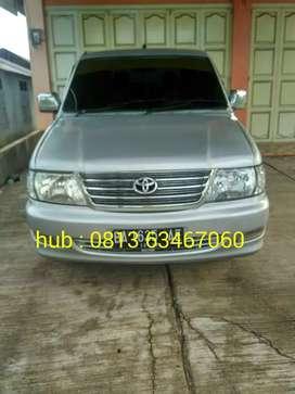 Toyota Kijang LGX Diesel Th 2001