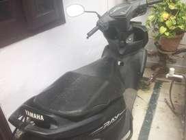 Yamaha Ray scooty