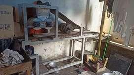Chapathi making. machine