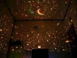 lampu melodi star musik