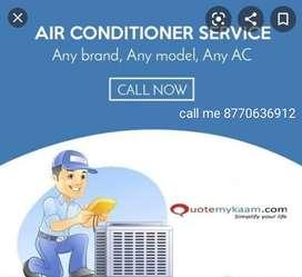 All typ AC service