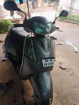 New bike Lena Bhai mere
