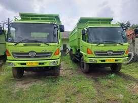 Hino fm260ti tahun 2015 tronton dump truck spesial