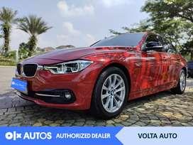 [OLX Autos] BMW 320i Sport LCI 2016 2.0 Bensin A/T Merah #Volta Auto