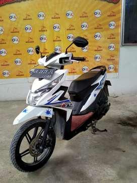 Beat Sporty C Tahun 2018 DR3835YL (Raharja Motor Mataram)