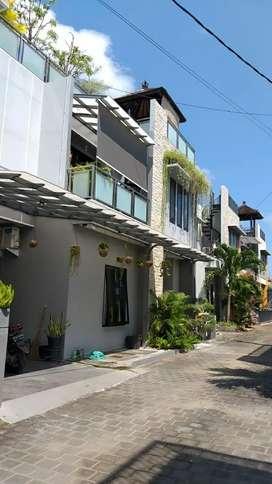 FULL VIEW HOUSE 2 LANTAI + ROOFTOP (FULL FURNITURE) Di Jimbaran