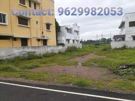 DTCP Approved North Facing Land 2200 sqft with reasonable price