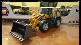 I have excavator roller and remote control tractor.