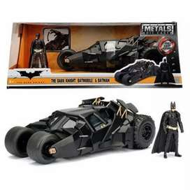 Limited Edition Batman and Batmobile Collectible