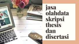 jasa skripsi, thesis dan disertasi (semua jurusan) fast guarantee