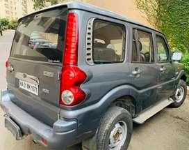 Mahindra Scorpio 2007 Diesel Good Condition