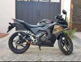 Honda CBR CBU THAILAND EDISI TERAKHIR 2013