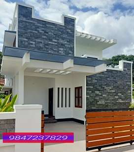 Manganam - 6 Cent , 2400 Sq Ft , 4 Bed Room Attached New House