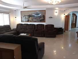 3bhk super deluxe furnish flat for rent