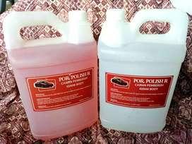 Por.polish pembersih kerak dan jamur multifungsi.