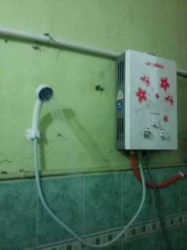 Water Heater Gas # Mandi Air Hangat Praktis