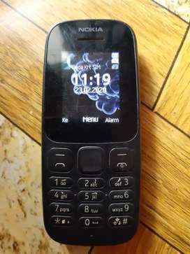 Di jual HP jadul tipe Nokia 105