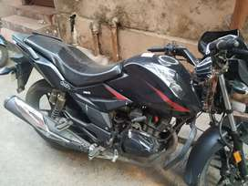 Cbz in proper condition and battery under warranty.