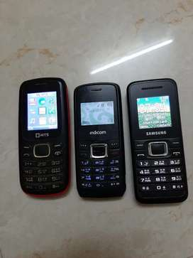 3 CDMA MOBILE PHONES