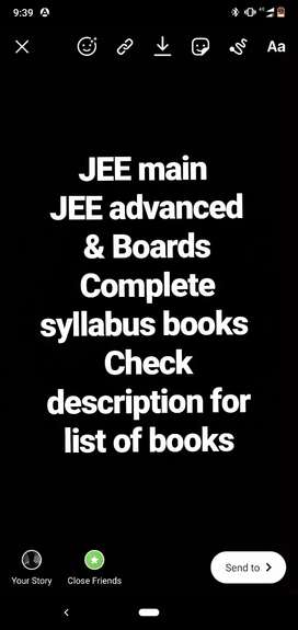 IIT JEE full course books all 2019 edition+bansals all book