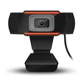 Webcam Autofocus Web Camera PC Laptop Desktop Full HD 720 Focus Kamera