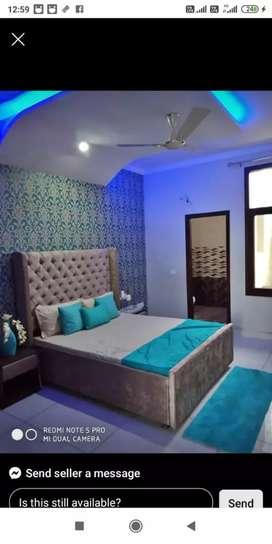 3 Bhk flat 27.1 lac to 31 lac in dhakoli peermchulla