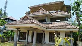 thrissur kuttemuke 10 cent plot 4 bhk villa