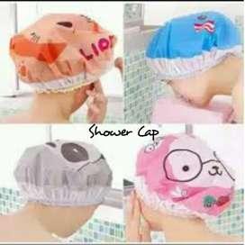 Shower cap karakter